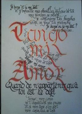 Tango mi Amor Lara Fabian
