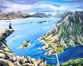 Les calanques des iles Lofoten