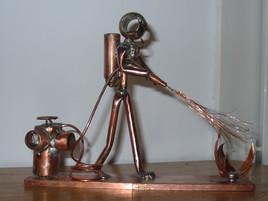 pompier Copper