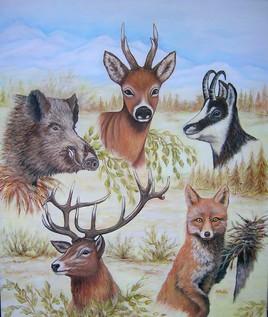 bêtes sauvages