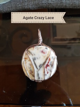 Agate Crazy Lace