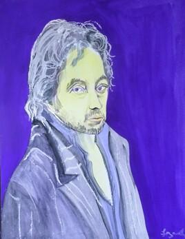 Serge Gainsbourg .