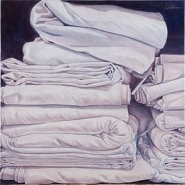 Les draps blancs