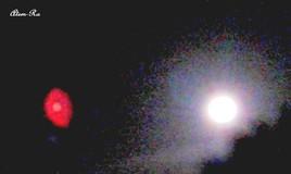 Photo la lune du 5 mars