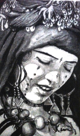 femme berbere 3