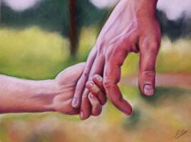 Donne-moi la main