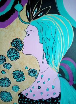 La femme sauvage 2 : cracheuse de roses et de diamants