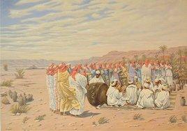 Folklore marocaine