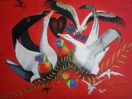 """""""Délire d'Oiseaux"""""""