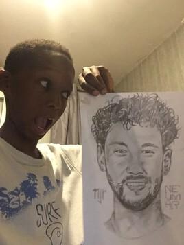 Voici le meilleur dessinateur enfant du monde