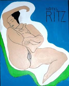 Klimt au Ritz