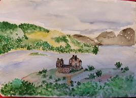 Châteaux écossais
