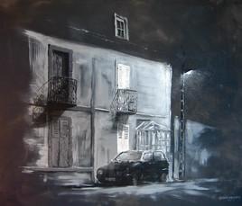 White & Black Night 3