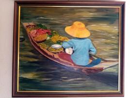 Barque Tailandaise