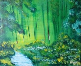 Tro-vale e goad (balade en forêt)
