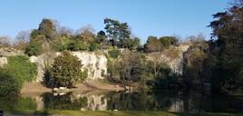 lac aux buttes Chaumont