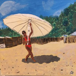 Sté à la plage
