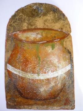 Vieux pot