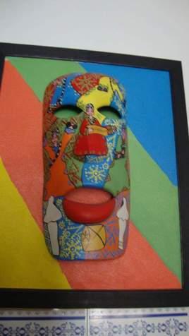 The Mogadorian Mask