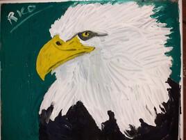 aigle americaine