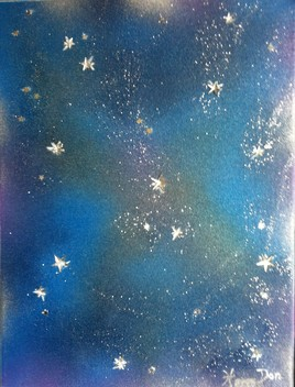 196 Starry dream
