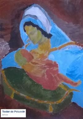 199 La Femme et l'Enfant Message d'amour et de paix