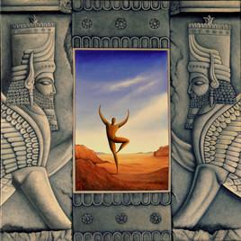 Le danseur de Persépolis