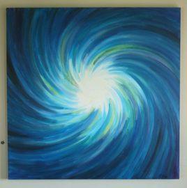 vortex bleu