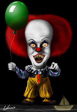 Pennywise Le Clown