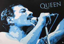 "Queen "" Freddy Mercury """