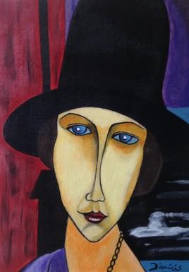 D'après Modigliani #5