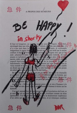 Be happy in shorty