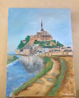 Le Mont Saint Michel (achevé)