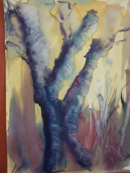 arbre étrange