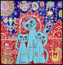 Le paradis des chats n°6