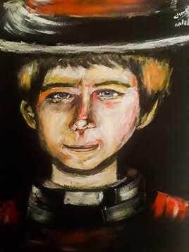Le prêtre rouge