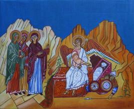Les Myrrophores de La Résurrection