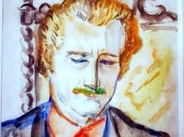 auto portrait de Pierre Donzelot