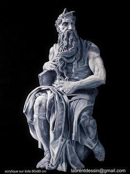 Moïse de Michel Ange