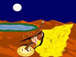 La diva du désert