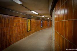 Passage souterrain