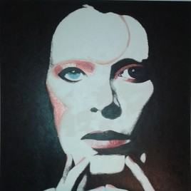 Bowie Black and White fan de.....