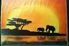 Paysage d'Afrique 1