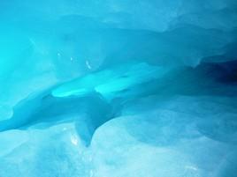Sous la mer de glace
