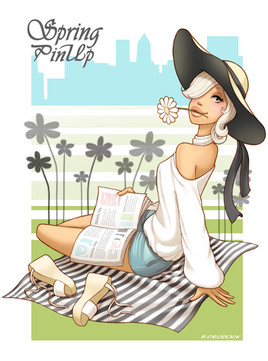 Sping PinUp