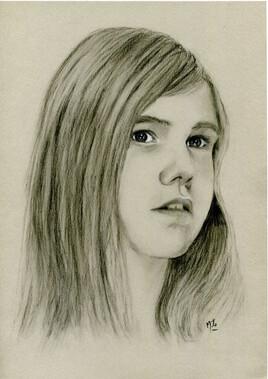 Autoportrait  adolescence