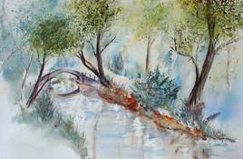 Pont de Benezet (Gard)