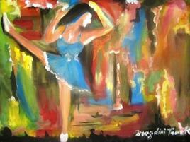 danse des couleurs