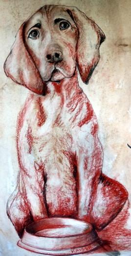 Peinture SANGUINE