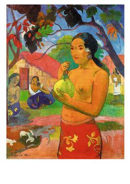 Rencontre imaginaire avec Gauguin